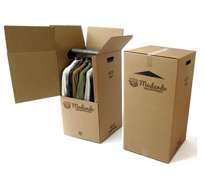 Cajas de armarios 500x499x1000 doble carton mudando for Cajas de carton madrid